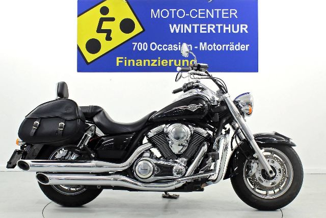 Motorrad kaufen KAWASAKI VN 1700 Classic Occasion