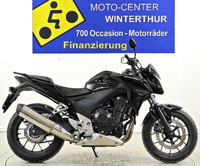 Acheter une moto HONDA CB 500 FA ABS Occasions