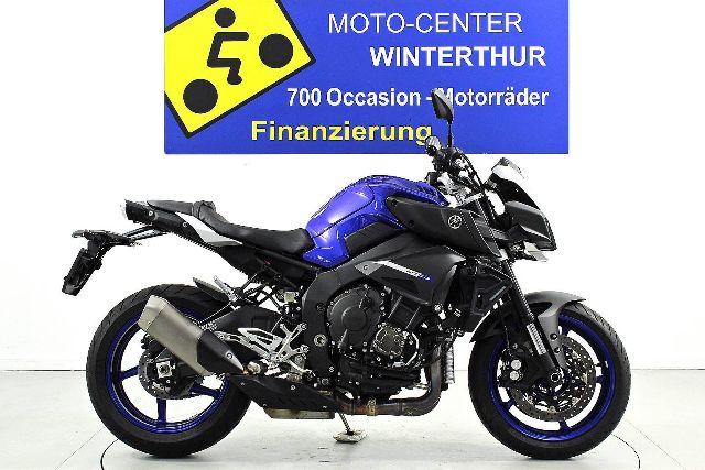 Motorrad kaufen YAMAHA MT 10 ABS Occasion