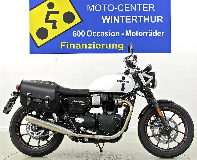 Motorrad kaufen TRIUMPH Street Twin 900 ABS Occasion