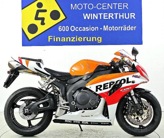Motorrad kaufen HONDA CBR 1000 RR Fireblade Occasion