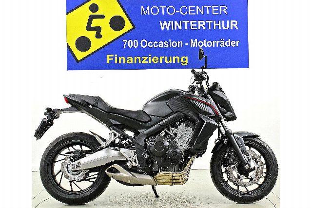 Motorrad kaufen HONDA CB 650 FA ABS Occasion