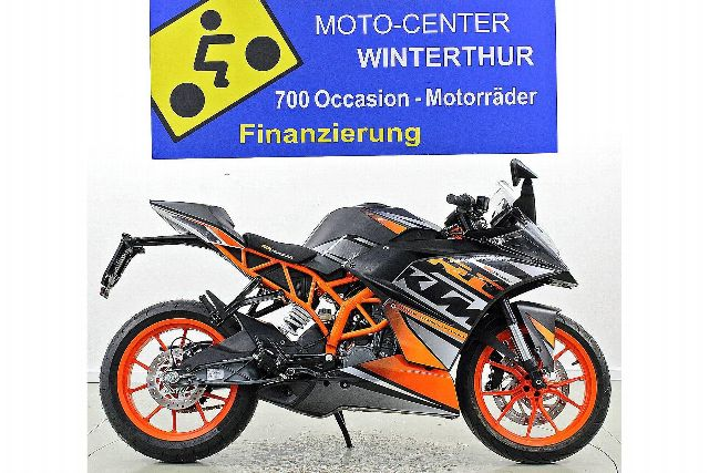 Motorrad kaufen KTM 125 RC Supersport Occasion