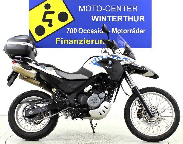 Motorrad kaufen BMW G 650 GS Sertao ABS Occasion