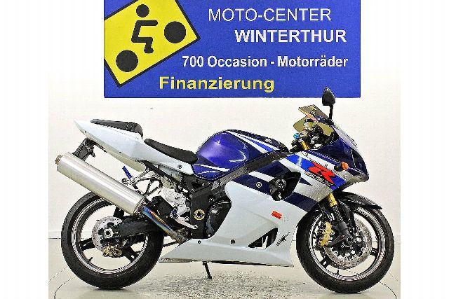 Motorrad kaufen SUZUKI GSX-R 1000 I.E. Occasion