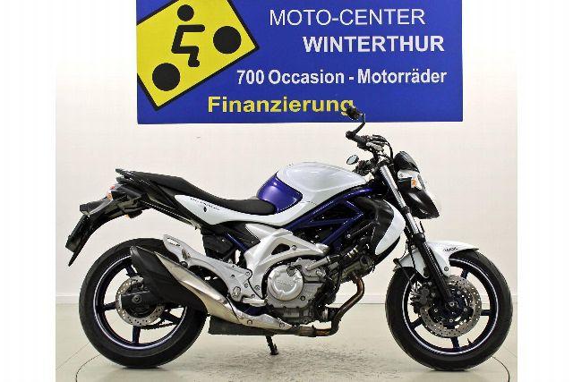 Motorrad kaufen SUZUKI SFV 650 UA ABS Gladius Occasion