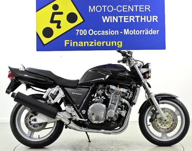 Motorrad kaufen HONDA CB 1000 F Occasion