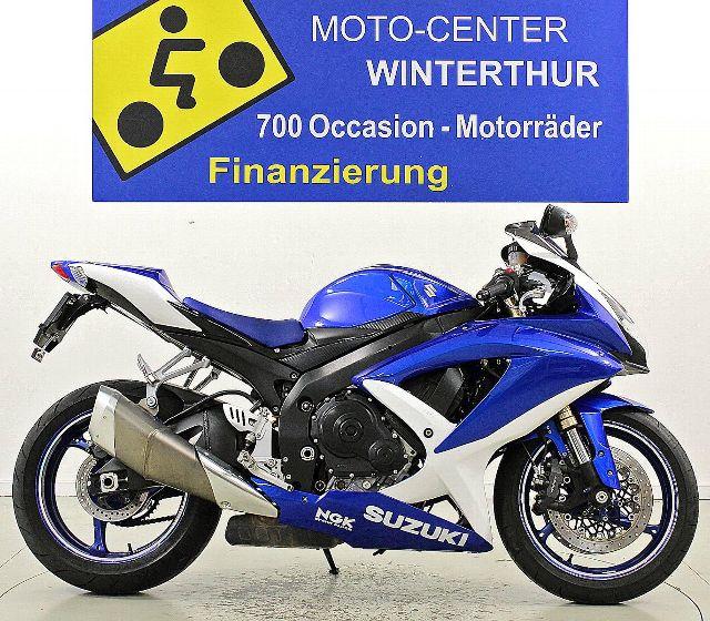 Motorrad kaufen SUZUKI GSX-R 600 UK8 Occasion