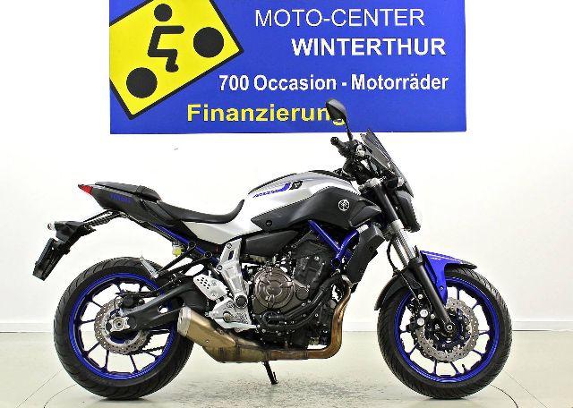 Motorrad kaufen YAMAHA MT 07 Moto Cage ABS Occasion