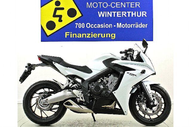 Motorrad kaufen HONDA CBR 650 FA ABS Occasion