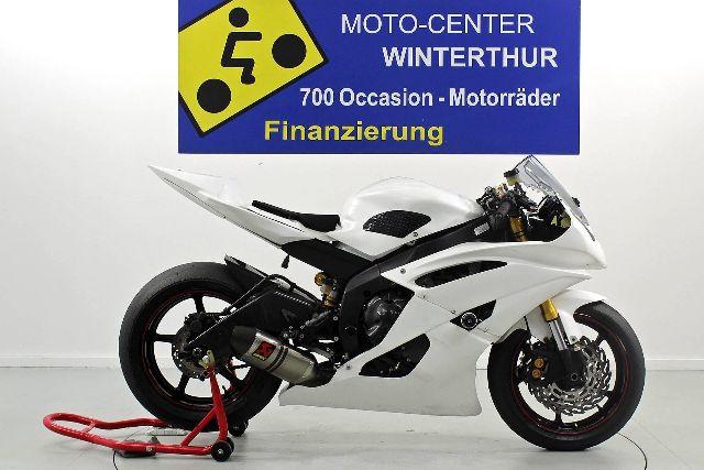 Motorrad kaufen YAMAHA YZF-R6 Racing Occasion
