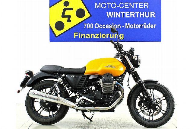 Motorrad kaufen MOTO GUZZI V7 Stone ABS Occasion
