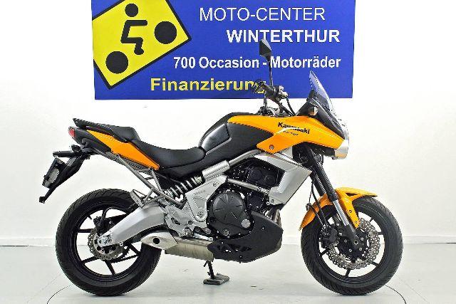 Motorrad kaufen KAWASAKI Versys 650 ABS Occasion