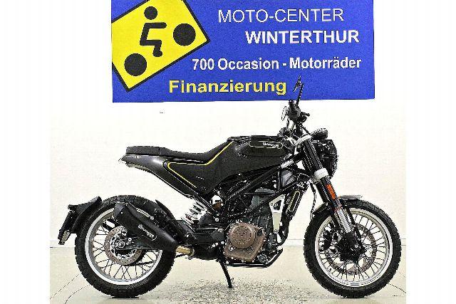 Acheter une moto HUSQVARNA Svartpilen 401 Occasions
