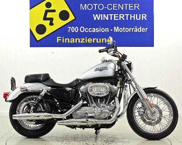 Motorrad kaufen HARLEY-DAVIDSON XL 883 L Sportster Low 25kW Occasion