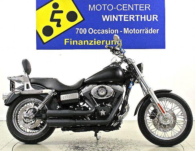 Motorrad kaufen HARLEY-DAVIDSON FXDB 1584 Dyna Street Bob Occasion