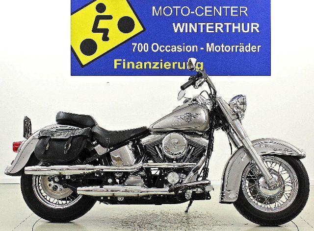 Motorrad kaufen HARLEY-DAVIDSON FLSTN 1340 Softail Deluxe Occasion