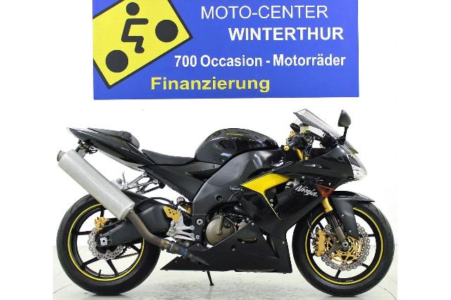 Motorrad kaufen KAWASAKI ZX-10R Ninja Occasion