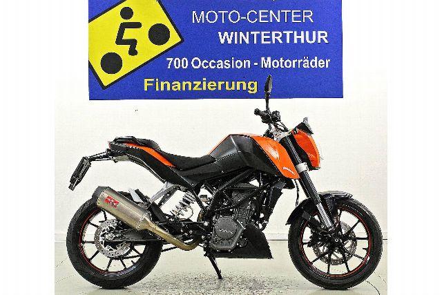 Acheter une moto KTM 125 Duke Occasions
