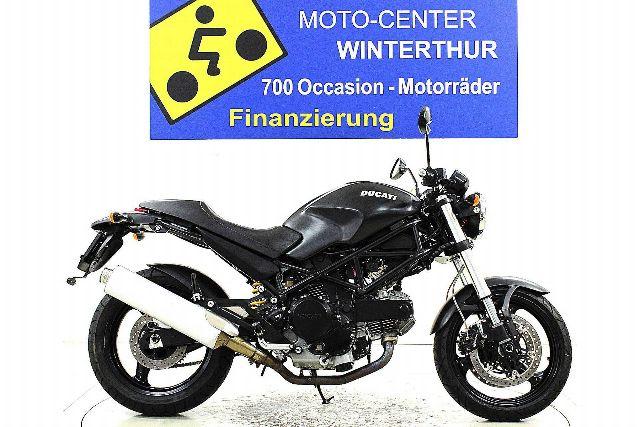 Motorrad kaufen DUCATI 695 Monster Occasion