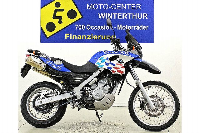 Motorrad kaufen BMW F 650 GS Dakar Occasion