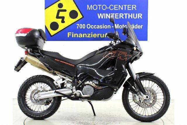 Acheter une moto KTM 950 Adventure Occasions