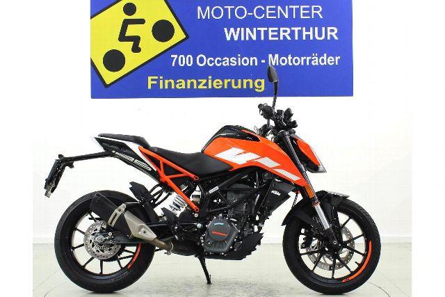 Motorrad kaufen KTM 125 Duke Occasion