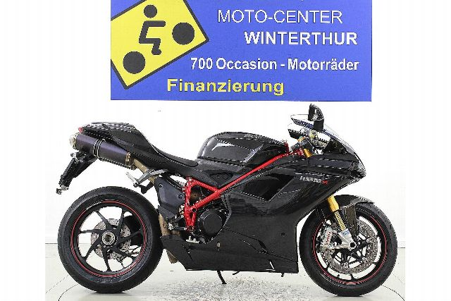 Motorrad kaufen DUCATI 1198 Occasion