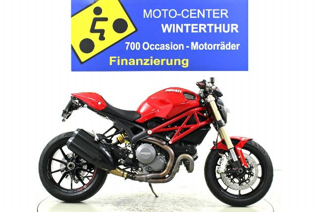 Motorrad kaufen DUCATI 1100 Monster evo Occasion