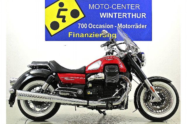 Motorrad kaufen MOTO GUZZI Eldorado 1400 ABS Occasion