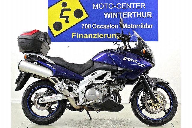 Motorrad kaufen SUZUKI DL 1000 V-Strom Occasion