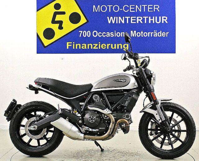 Motorrad kaufen DUCATI 803 Scrambler Occasion