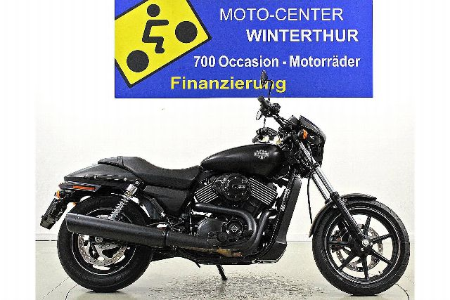 Motorrad kaufen HARLEY-DAVIDSON Street 750 Occasion