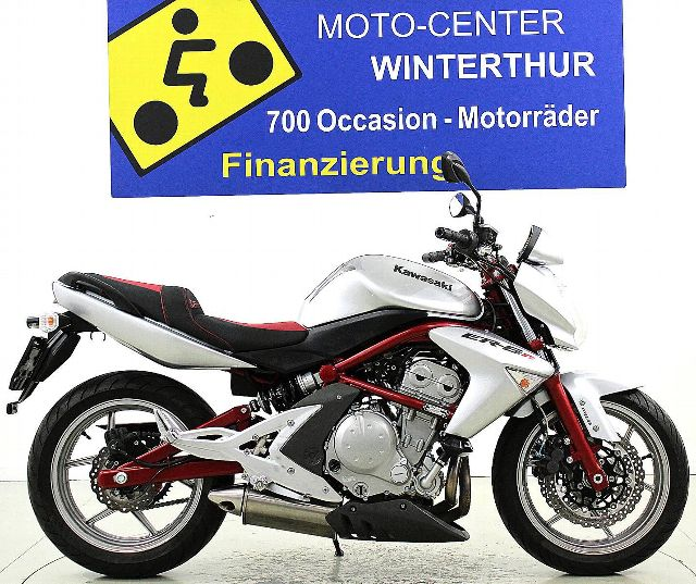 Motorrad kaufen KAWASAKI ER-6n ABS Occasion