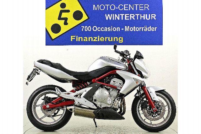 Acheter une moto KAWASAKI ER-6n Occasions