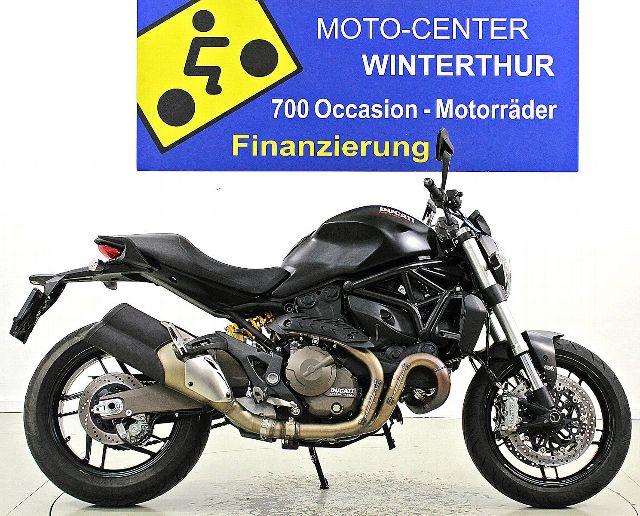 Motorrad kaufen DUCATI 821 Monster ABS Occasion