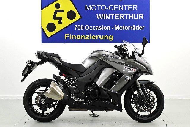 Acheter une moto KAWASAKI Z 1000 SX ABS Occasions