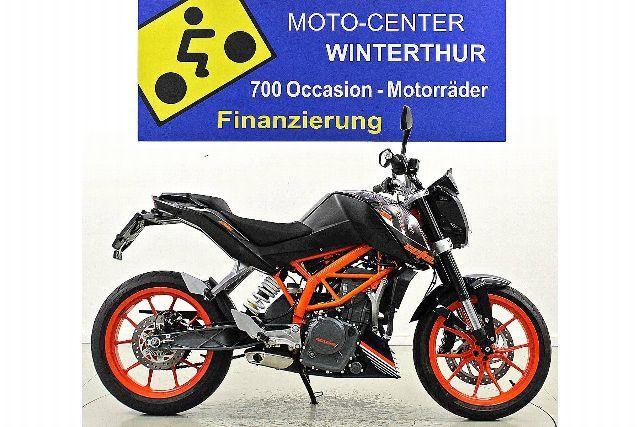 Motorrad kaufen KTM 390 Duke ABS Occasion