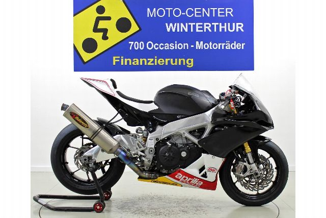 Motorrad kaufen APRILIA RSV 4 R APRC Occasion