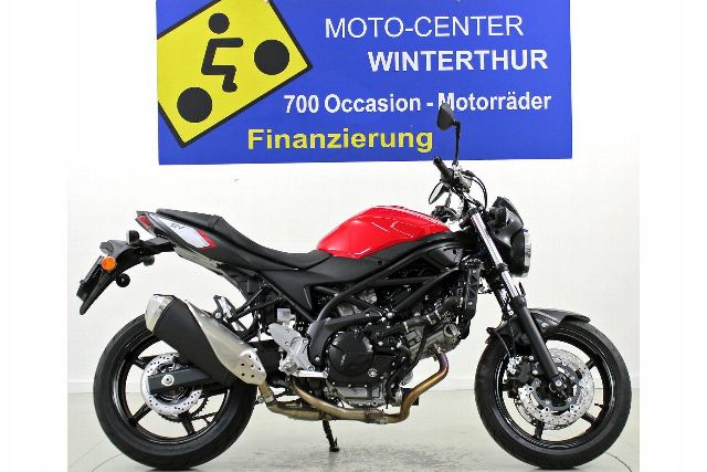 Motorrad kaufen SUZUKI SV 650 U ABS Occasion