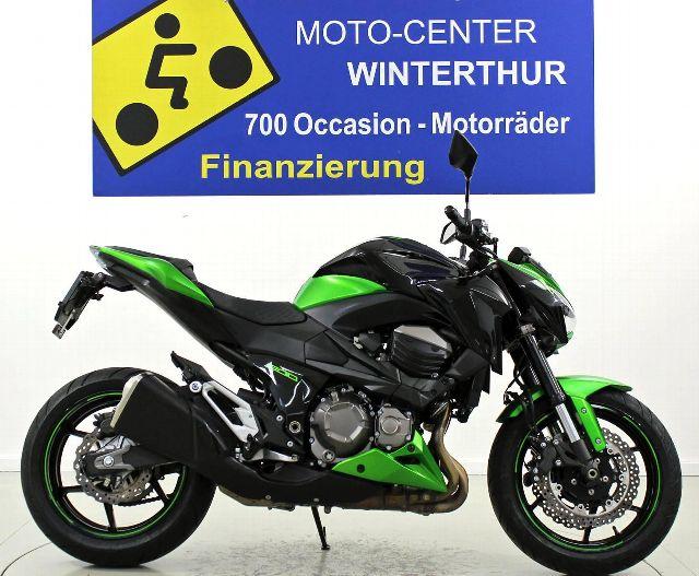Motorrad kaufen KAWASAKI Z 800 ABS 35kW Occasion