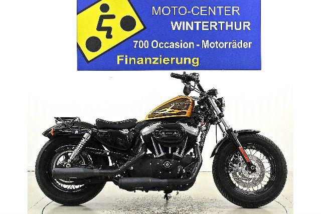 Motorrad kaufen HARLEY-DAVIDSON XL 1200 X Forty-Eight Occasion