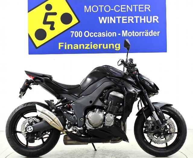 Motorrad kaufen KAWASAKI Z 1000 ABS (1043) Occasion