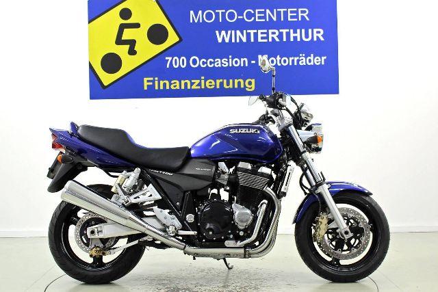 Motorrad kaufen SUZUKI GSX 1400 Occasion