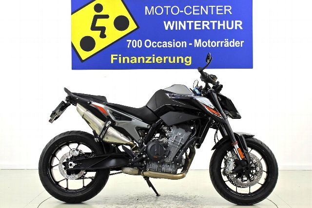 Motorrad kaufen KTM 790 Duke Occasion