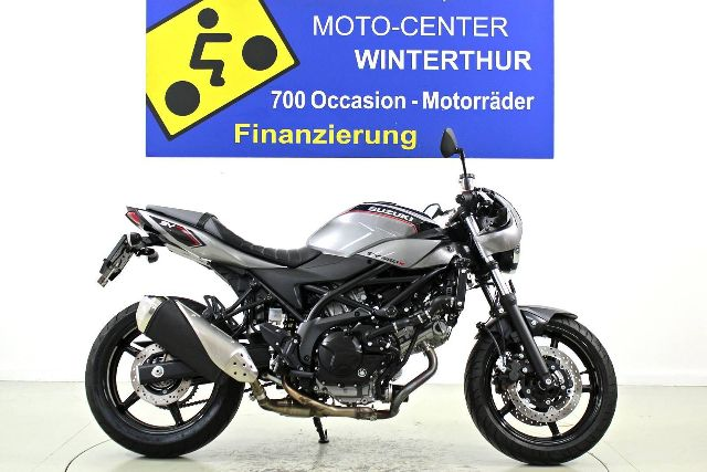 Motorrad kaufen SUZUKI SV 650 XA Occasion