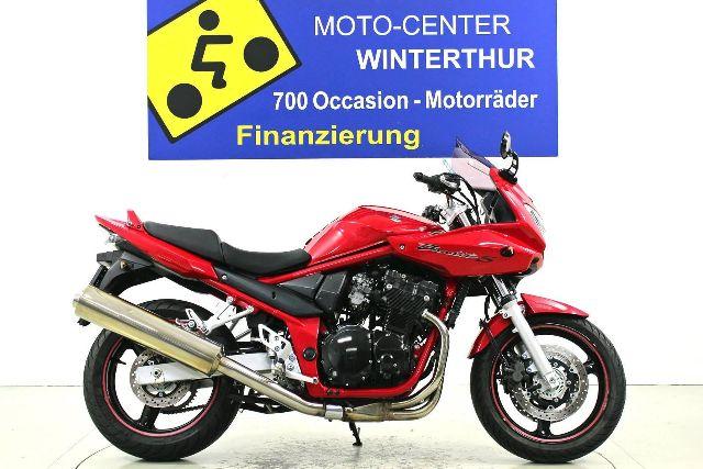 Motorrad kaufen SUZUKI GSF 650 SA Bandit ABS Occasion