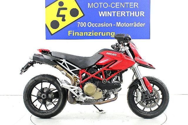 Motorrad kaufen DUCATI 1100 Hypermotard Occasion