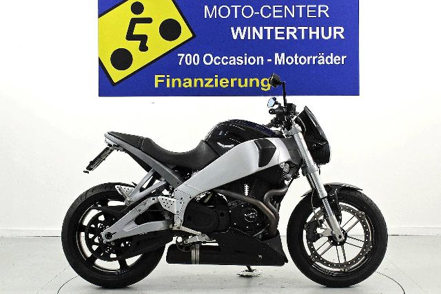 Motorrad kaufen BUELL XB9SX 1000 Lightning CityX 24kW Occasion