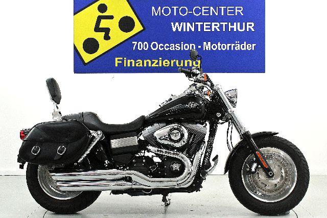 Motorrad kaufen HARLEY-DAVIDSON FXDF 1585 Dyna Fat Bob ABS Occasion